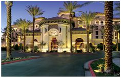 Green Valley Ranch Resort, our home away from home when we hit Vegas