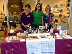 Essential oils can make a difference in your birth experience. Be sure to stop by and ask Abby, sponsor of the Baby Belly Bazaar, 11/7; Greensboro Cultural Center; exactly how this can happen. You'll be glad you did! www.mydoterra.com/abbystaves