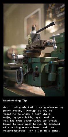 Get great woodworking tips at http://walkerwoodesign.net