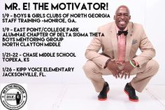 Here's where I'll be in the month of #January. I hope I'll see you! #YouthSpeaker #YouthMotivation