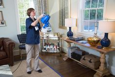 Maid Right franchise Cleaning Franchise, New Rochelle, House Cleaning Services, Cleaning Business, Clean House, Housekeeping, Cleaning Supplies, Desk, Maid Services