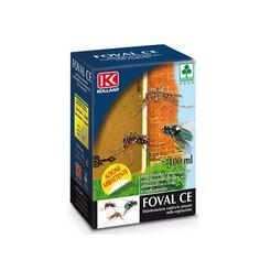 Check Out Our Awesome Product: Foval CE - Astuccio 100ml>>>>>>Insetticida concentrato emulsionabile contro zanzare e mosche