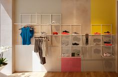 adidas shop design - Google Search