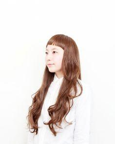 hair & make:visuna(角野ますみ) Long Hair Styles, Beauty, Long Hairstyle, Long Haircuts, Long Hair Cuts, Beauty Illustration, Long Hairstyles, Long Hair Dos