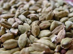 Once you taste cardamom, even if you don't know its name, you never forget it. It's mysterious and exotic, and it's not just for tea