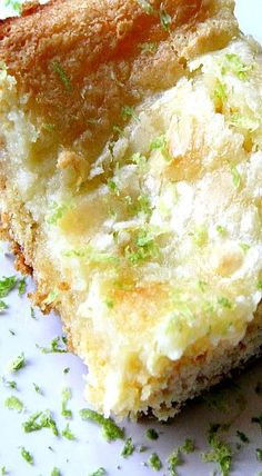 Key Lime Pie Neiman Marcus Bars ❊                                                                                                                                                                                 More
