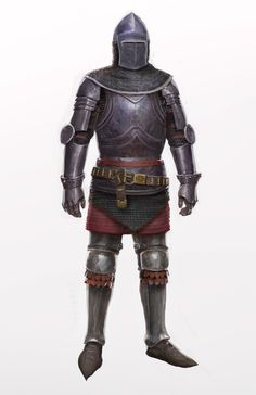ArtStation - Kingdom come: Deliverance concept art batch, Simon Gocal Medieval World, Medieval Knight, Medieval Armor, Medieval Fantasy, Fantasy Armor, Dark Fantasy, Character Inspiration, Character Art, Kingdom Come Deliverance