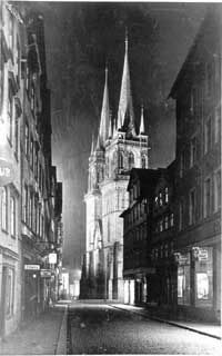 Martinskirche 1930; © Stadt Kassel