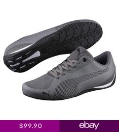 c735474c689cb6 Puma Drift Cat 5 Ultra Mens Shoes Sneakers Grey 36228802