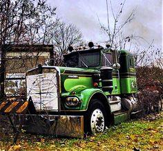 Big Rig Trucks, Semi Trucks, Old Trucks, Vehicles, Car, Big Trucks, Vehicle, Tools