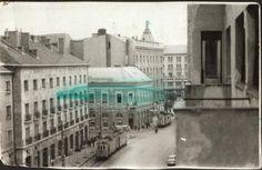 Csapó utca eleje - Debreceni Képeslapok