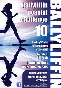 Ballyliffin Coastal Challenge 2013