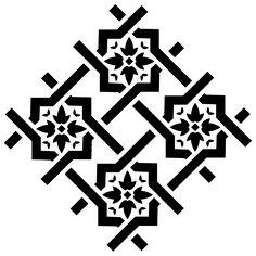 Motifs Islamiques, Islamic Architecture, Arabesque, Cnc, Pattern, Design, Stencil, Islamic Art, Patterns