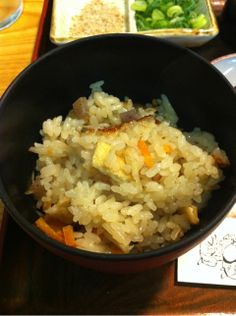 Gunpowder rice