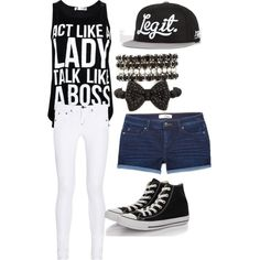 """""""Boss"""" by cheerleader439 on Polyvore"""