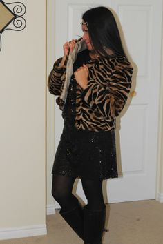 FAUX FUR, ANIMAL PRINT, BOHO CHIC: HOW TO DO A ROMANTIC LOOK AND MAKE-UP FOR VALENTINES DAY ‹ TWENTY YORK STREET