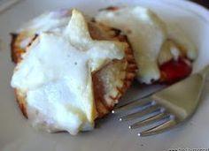 Cherry Cream Cheese Hand Pies...blackberries instead of cherries maybe?