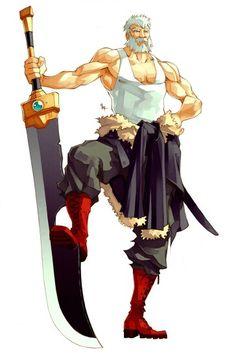 Male: Mercenary/ Rogue