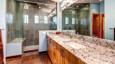 You could observe that a bathroom's countertop have different materials on it. It could be marble, granite, quartz, solid, wood, limestone, concrete, tiles, onyx and many others. But the most common countertop material is granite. Granite is a very hard,…