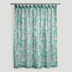 Nora Shower Curtain   World Market