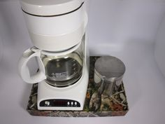 Cuisinart Coffee Maker Overflows : Works great? Take a look. Have you ever overwatered your plant and had it make a big mess? Just ...