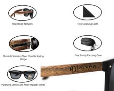 8ebc8c17f Alpha Inspirations · A.I. - Fashion · When it comes to our Wayfarer  Sunglasses, there are plenty of reasons to get excited