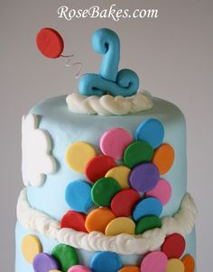 how to make fondant cake 1000 images about cakes balloon on balloon 4993