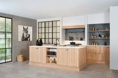 Provence 10 - Geplankte eik Hall Cupboard, Modern Decor, Kitchen Decor, Sweet Home, Provence, Interior Design, Storage, House, Furniture