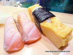 Sushi galore in Tokyo !