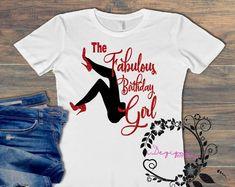 Funny Fashion Shoes Women T-shirt Loose T-shirt White Top 50th Birthday, Birthday Shirts, Birthday Ideas, Birthday Parties, Capricorn Birthday, Blouses For Women, T Shirts For Women, Funny Fashion, Shoes Women