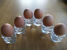 A personal favorite from my Etsy shop https://www.etsy.com/uk/listing/177981996/vintage-mid-century-6-egg-cups-italian
