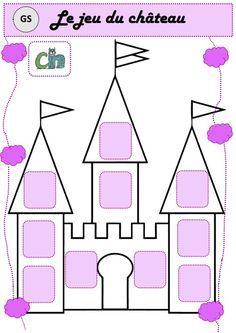 Le jeu du château : Un jeu linguistique