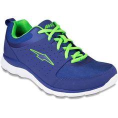 Avia Crown Blue Slip Resistant Shoe, Size: 11