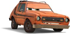 More Cars Character Images Descriptions Video Cars Characters, Disney Cartoon Characters, Disney Pixar Cars, Cars 2 Movie, Pixar Movies, Amc Gremlin, Joe Mantegna, Funny Frogs, Disney Wiki
