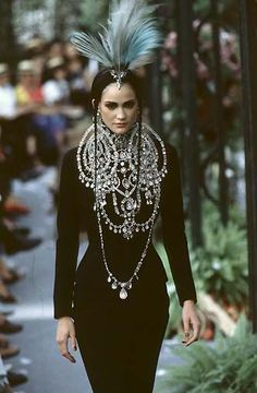 Christian Dior Haute Couture Fall 1997
