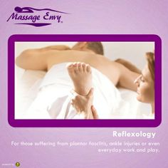 Reflexology from Massage Envy Clearwater