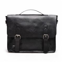 Good&god Vintage Pu Leather Briefcase... (bestseller)