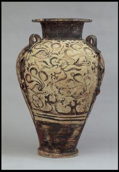 Late Minoan ceramic with Argonauts , circa 2700-1450 BCE --  Crete . https://classconnection.s3.amazonaws.com/311/flashcards/431311/png/screen_shot_2012-10-02_at_34300_pm13492340711011355235840386-148C43F25FB1D57FC57.png