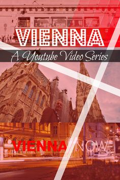 Vienna Now - A Youtube Video series.   - Vienna and its wine  - Vienna in Film  - Design & Shopping in Vienna  - Art in Vienna  - Christmas in Vienna and many more travel goodness from Austria's capital.     #ViennaNow - A World to Travel
