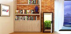 das premium Growbox Komplettset von urban Chili 🌶️, garantiert dir gute Ernten das ganze Jahr über Chili, Grow Your Own, Bookcase, Shelves, Urban, Home Decor, Timer Clock, Ad Home, Shelving
