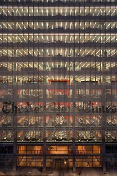 Renzo Piano Building Workshop - Projects - By Type - The New York Times Building