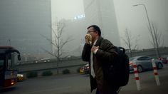 La pollution de l'air touche environ 80 % des citadins dans le monde - France 24