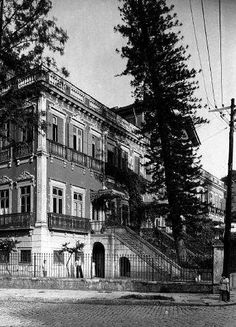 Casas Casadas, Rua Leite Leal, 15 - Laranjeiras Rio de Janeiro - RJ
