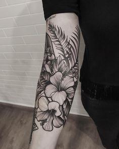 Attropisches eEm nach Londrina im Setembro OUT / SP und NOV / RJ # … - diy tattoo images - Tattoo Bunt, Hawaiianisches Tattoo, Tattoo Style, Piercing Tattoo, Body Art Tattoos, Tribal Tattoos, Cool Tattoos, Maori Tattoos, Borneo Tattoos