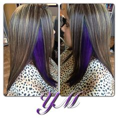 #purple peakaboo