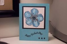 Cool Fresh Bloom by dkdot - Cards and Paper Crafts at Splitcoaststampers