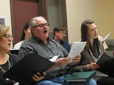"""If you Google """"Puget Sound community chorales,"""" more than 100 groups pop up, from small Eastern European folk ensembles to the 250-member Northwest Girls'"""