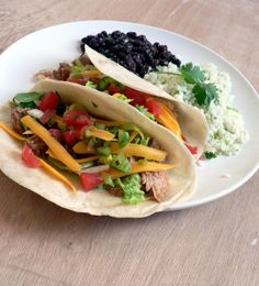 pork taco recipe, tacos in the slow cooker