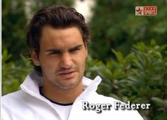 sexy Roger Federer