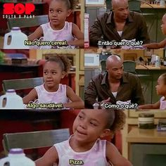 Tv Show Quotes, Movie Quotes, Funny Quotes, Funny Memes, Series Movies, Tv Series, Jamie Foxx Show, My Wife And Kids, Otaku Meme